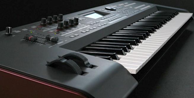 Yamaha MOXF6 61-Key Digital Workstation