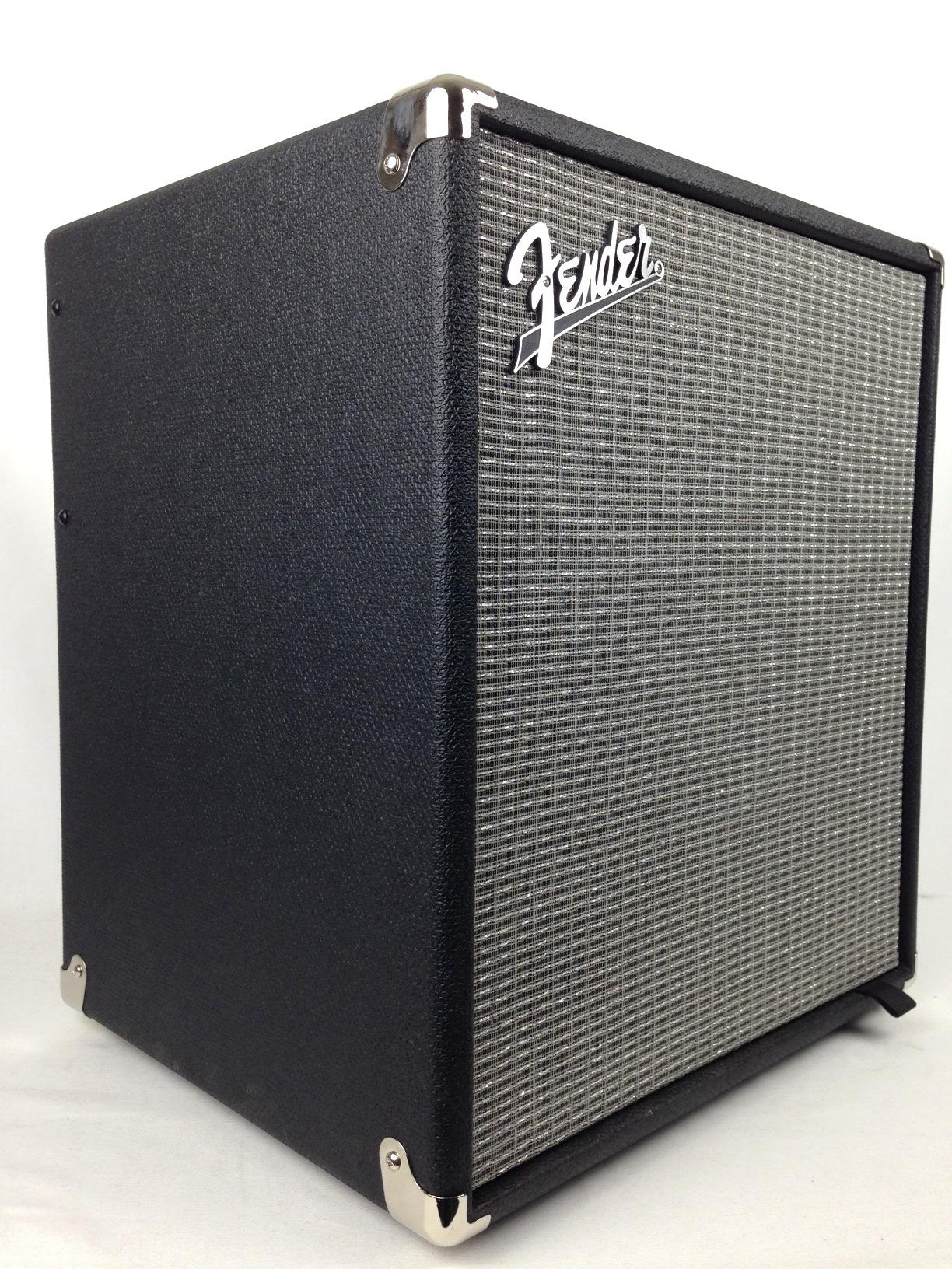 fender rumble 100 combo 100w bass amp. Black Bedroom Furniture Sets. Home Design Ideas