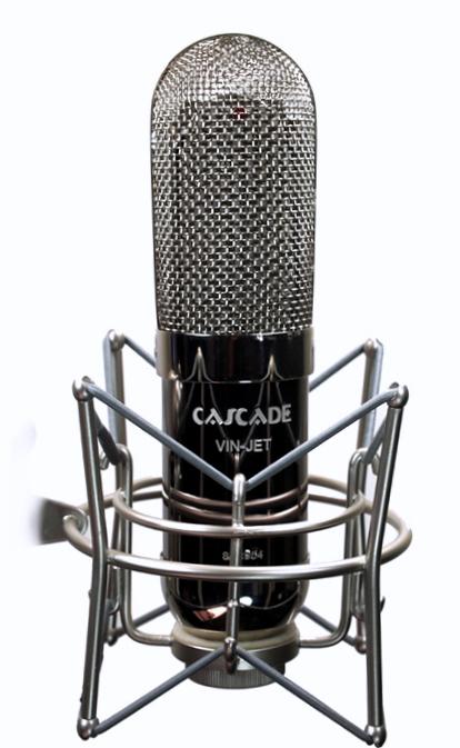 Cascade Vin Jet Long Ribbon Microphone