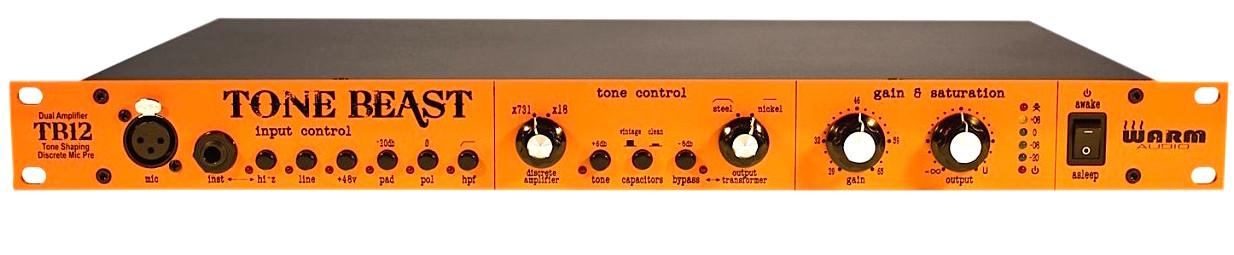 warm audio tb12 tone beast microphone preamp. Black Bedroom Furniture Sets. Home Design Ideas