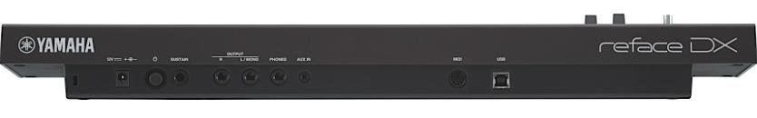Yamaha Reface DX - Portable Synthesizer