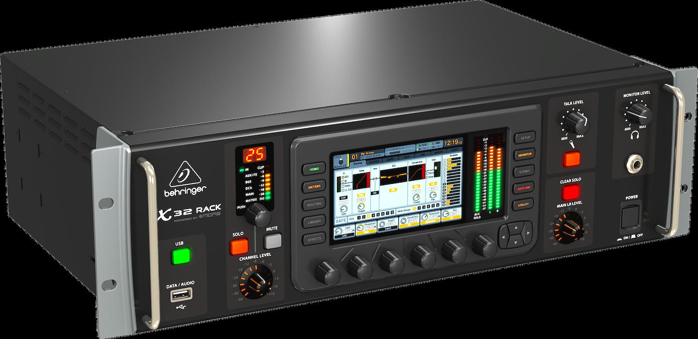 Behringer X32 Rack - Digital Rack Mixer