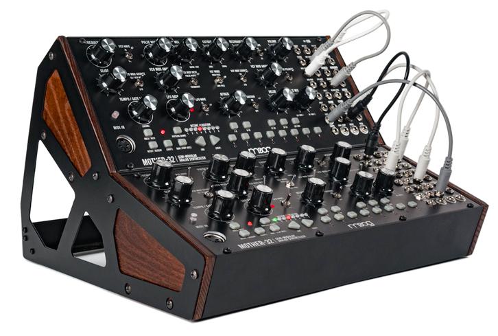 moog mother 32 eurorack synth module. Black Bedroom Furniture Sets. Home Design Ideas