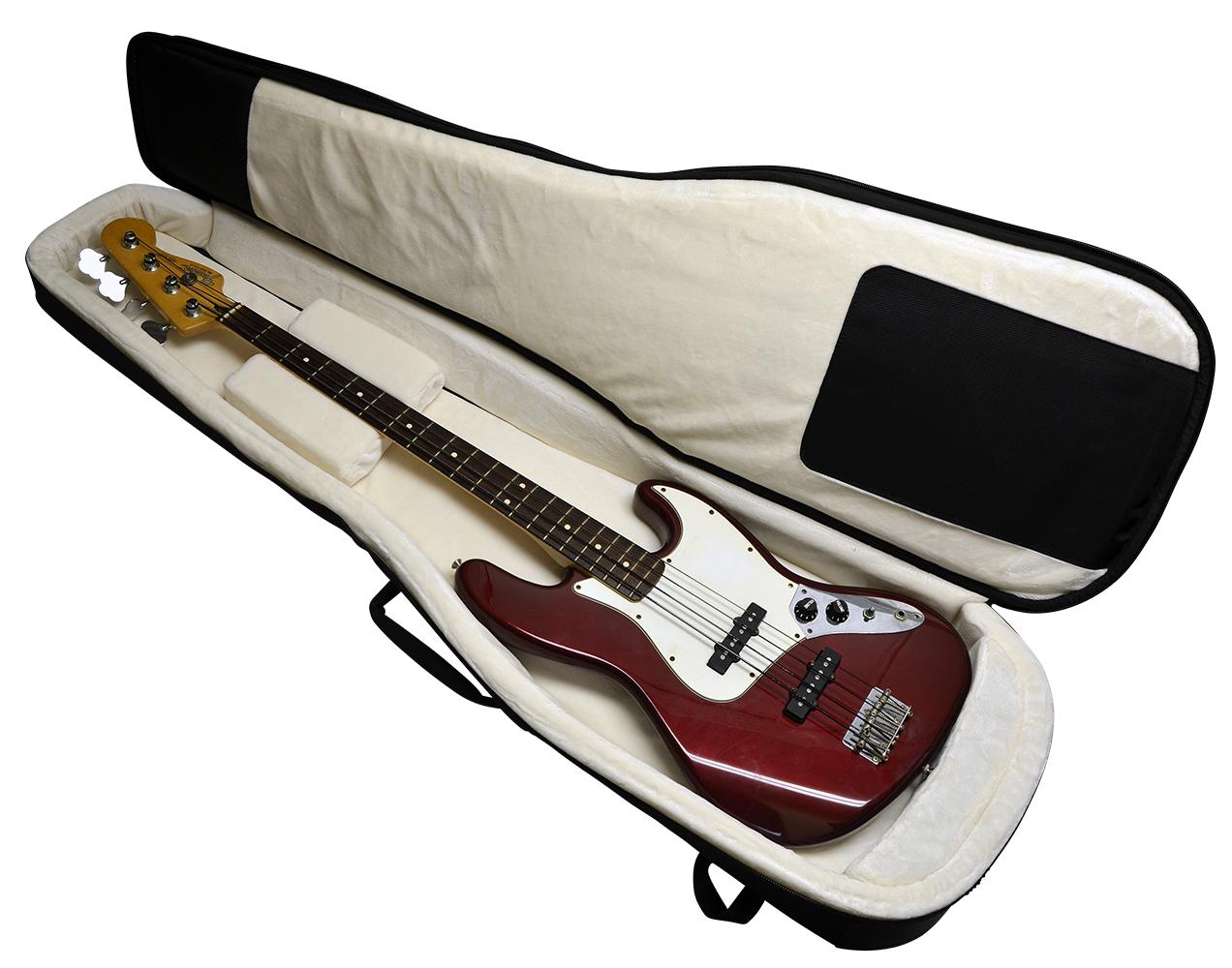 gator pro go ultimate bass guitar gig bag black. Black Bedroom Furniture Sets. Home Design Ideas