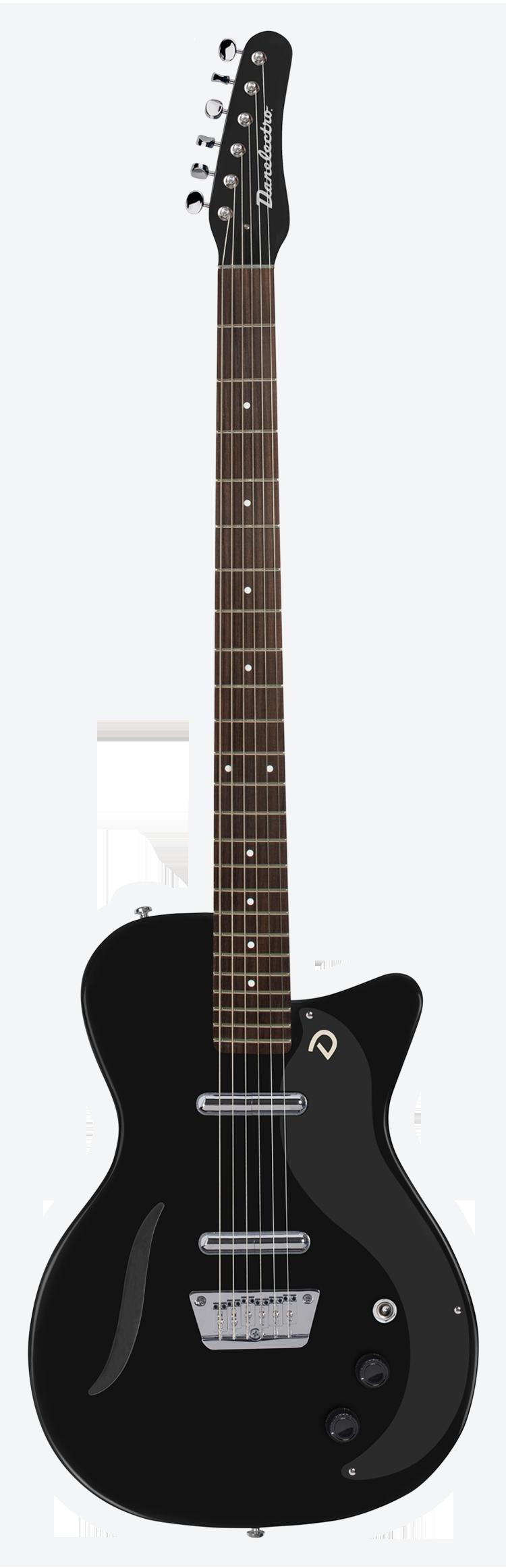 Danelectro VIntage Baritone (Black)