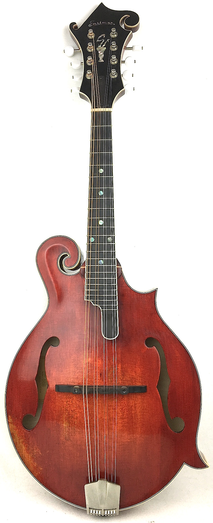 Eastman MD815V F-Style Mandolin - Antique Varnish