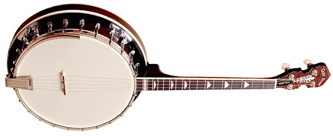 Gold Tone IT250R Irish-style Tenor Banjo