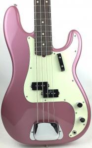 Fender 1963 Precision Bass NOS - Burgundy Mist Metallic/Rosewood