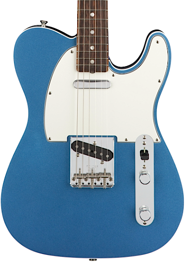 fender american original 60s telecaster lake placid blue rosewood. Black Bedroom Furniture Sets. Home Design Ideas