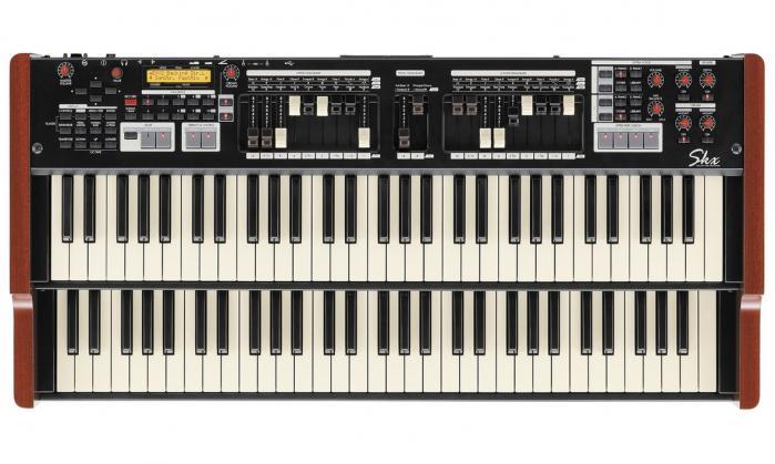 Hammond Skx Portable Organ