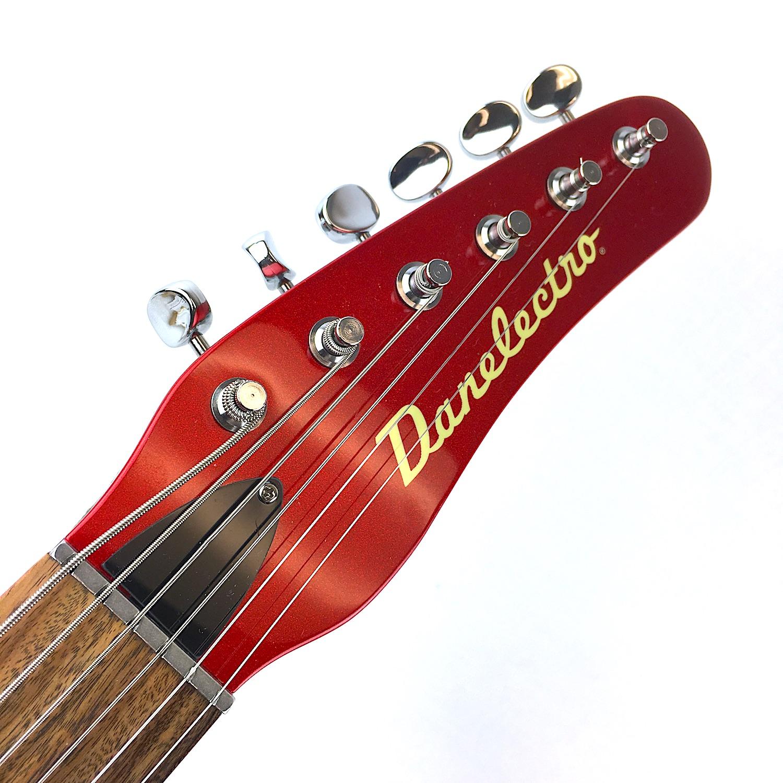 Danelectro VIntage Baritone (Red)
