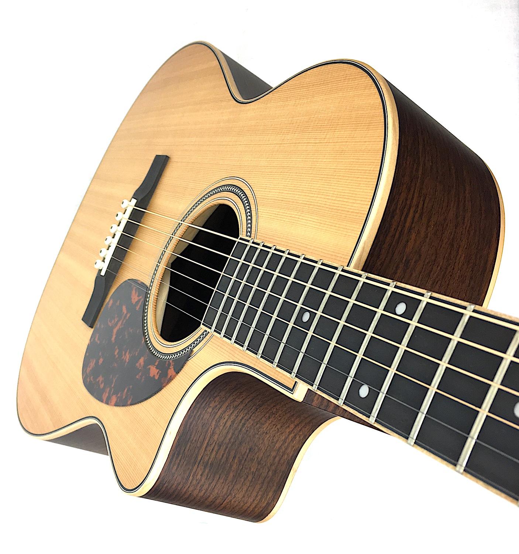 larrivee lv 03re rosewood acoustic electric guitar w cutaway. Black Bedroom Furniture Sets. Home Design Ideas